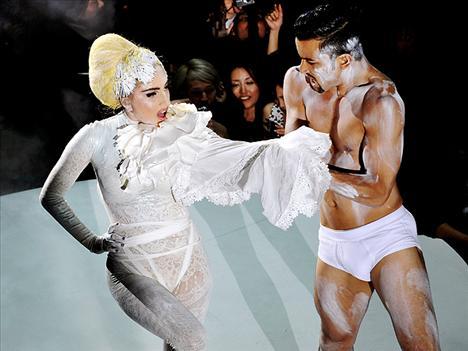 En çılgın stil ikonu: Lady Gaga - 39