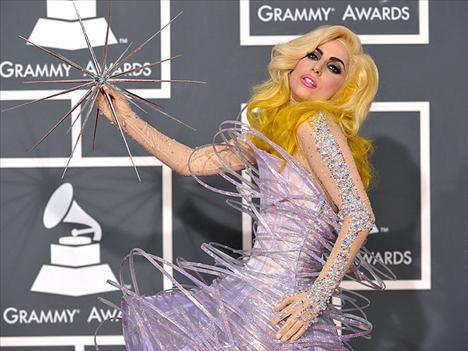 En çılgın stil ikonu: Lady Gaga - 40