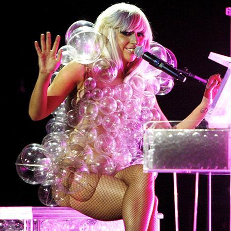 En çılgın stil ikonu: Lady Gaga - 37