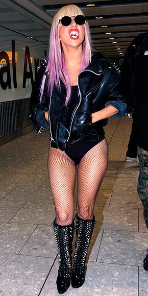 En çılgın stil ikonu: Lady Gaga - 41