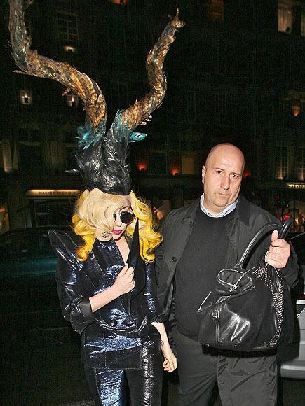 En çılgın stil ikonu: Lady Gaga - 49