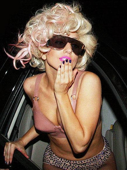 En çılgın stil ikonu: Lady Gaga - 50