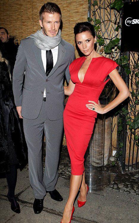 Bütün bunlar da Beckham çiftinin çekiciliğini arttırıyor.