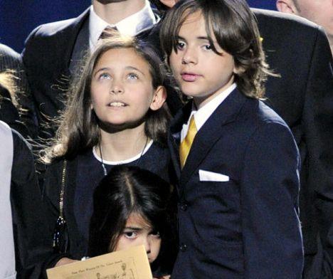Michael Jackson'ın çocukları okula gidecek - 4