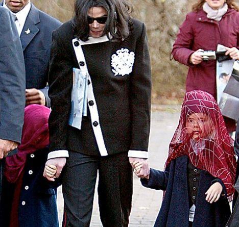 Michael Jackson'ın çocukları okula gidecek - 5