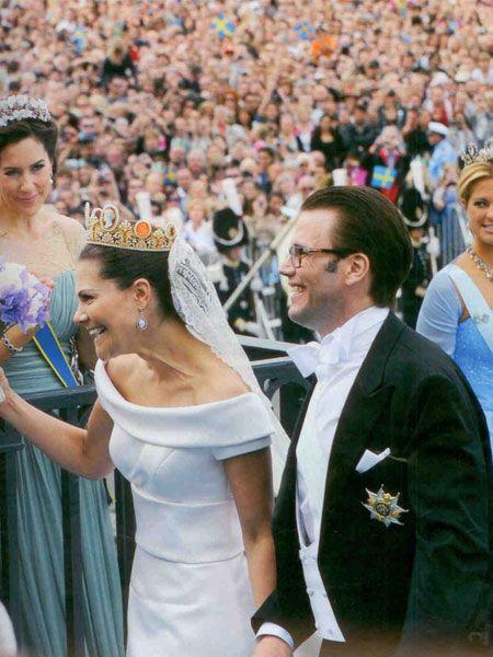 """Prenses Victoria:""""Bana gerçek prensimi verdiği için İsveç halkına sonsuz teşekkürlerimi sunuyorum..."""""""