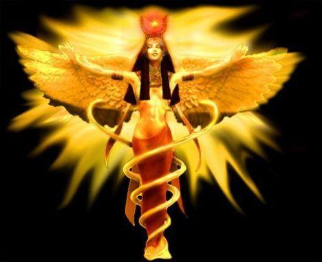İsis (25 Şubat – 26 Mart)  Osiris'in karısı ve ana tanrıçadır; doğum yapan kadınları, yolcuları ve devleti korur. Başında iki boğa boynuzunun üzerinde duran bir güneş figürü taşıyan bir kadın olarak resmedilir.  Karakter  Kendinizi hep öne atan, daima uyanık, başkalarına açık bir kişiliğiniz var. Hayat dolu, enerjiksiniz. Önyargılarınız yok, tutkulu içgüdüleriniz sizi yepyeni ve zengin tecrübeler yaşamanız için rehberlik eder. İhanete uğrasanız bile, insanlığa sarsılmaz bir güveniniz vardır, çünkü çok olumlu düşünen ve iyimser bir insansınız. Sakin, kendine güvenli bir karaktere sahipsiniz. Cömertsiniz, bu yüzden aşık olunca bu derin bir aşk olur ve aşkınızı nasıl taze tutacağınızı bilir, sürprizler yaparsınız. Kararlısınız, yıkılan köprüleri nasıl onaracağınızı iyi bilirsiniz, fakat bazen fazla idealist olur ve yüksek standartlarınızı karşılayacak mükemmel kişiyi bulana dek beklersiniz. Çok iyi aile babası veya anne olursunuz; çocuklarınız sizin göz bebeğinizdir. İnsan kaynakları alanında çalışabilirsiniz.