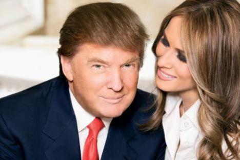 Trump Ailesi'nin görkemli hayatı - 3