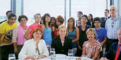 Gül Mutlu, Selma Aliye Kavaf, Selma Şahin, İsmail Barış