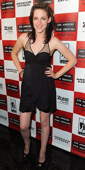 Şimdi gözler Kristen Stewart'da! - 34
