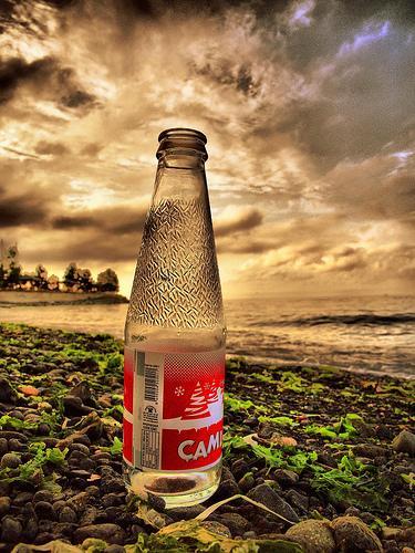 Çamlıca Gazoz: 110 kalori (250 ml.)   Gazoz denilince ilk akla gelen markalardan biri olan Çamlıca'nın, vişneli, limonlu ve light seçenekleri, bulunuyor. 250 ml'lik cam şişedeki gazoz 110 kcal. enerji içeriyor.