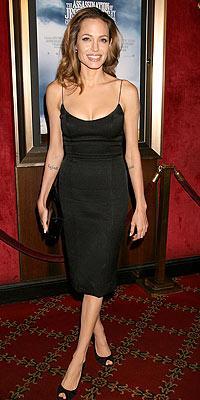 Ana tanrıça Angelina Jolie - 5