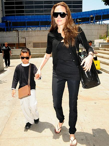 Ana tanrıça Angelina Jolie - 7