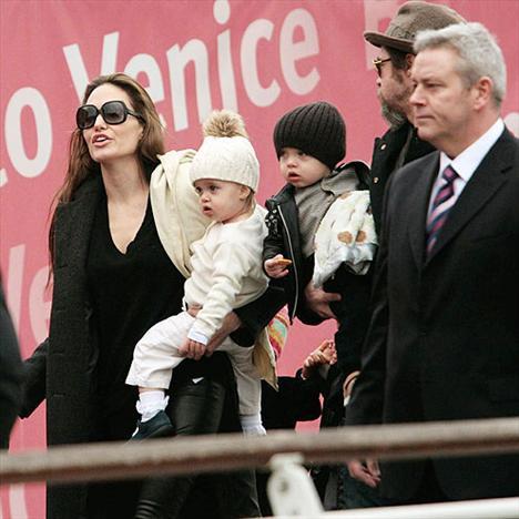 Ana tanrıça Angelina Jolie - 37