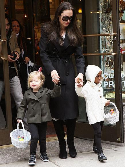 Ana tanrıça Angelina Jolie - 45