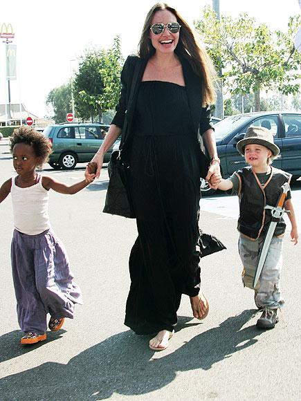 Ana tanrıça Angelina Jolie - 48