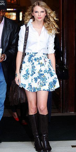 Moda dünyasının yeni prensesi: Taylor Swift - 36