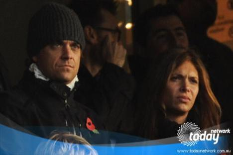 Robbie Williams Türk kızıyla evlendi - 9