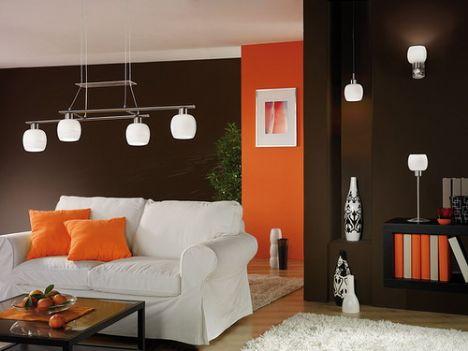 •Turuncu: Sosyalleşme duygularınızı harekete geçirebilir. Evinizin köşelerinde minik yer açabilirsiniz turuncuya.