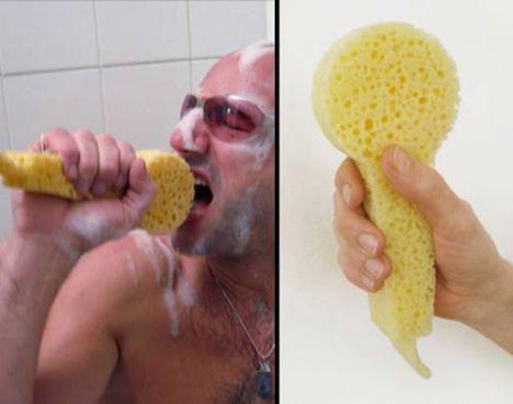 Banyo lifleri şekilleri ile sizi banyoda eğlendirebilirler...