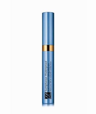 Sumptuous Waterproof Mascara lift volume audacieux, Estée Lauder 360 derece dönen fırçası ile etkili bakışlar için hızlı ve pratik bir çözüm öneriyor.