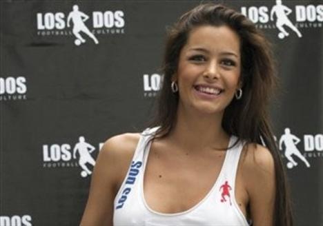 Larissa Riquelme - 28