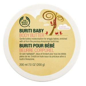 The Body Shop, Buriti Baby vücut kremi, 200 ml, 29,90 TL