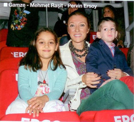 Gamze - Mehmet Raşit - Pervin Ersoy