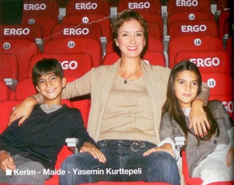 Kerim, Maide, Yasemin Kurtdereli