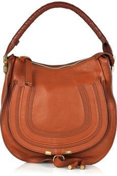 Kahverengi kol çantası