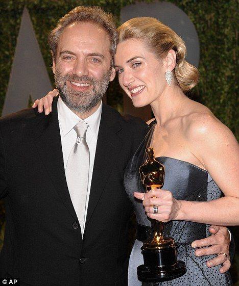 Kate Winslet ve boşandığı eşi Sam Mendes