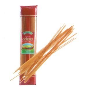 Nuh'un Ankara Makarnası Kepekli Spagetti Enerji 326.5 kcal. Protein 11.8 gr.  Karbonhidrat 78.3 gr. Yağ 0.56 gr. Fiyatı: 1.05 TL. (250 gr.)