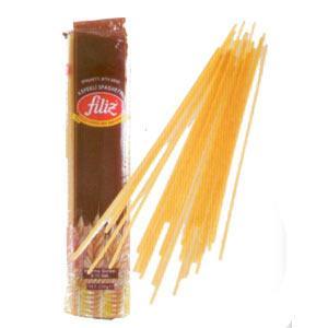 Filiz Kepekli Spagetti Enerji 335 kcal.  Protein 12.9 gr.  Karbonhidrat 69.9 gr.  Yağ 0.64 gr.  Fiyatı: 0.99 TL. (250 gr.)