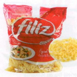 Filiz Kelebek Makarna Enerji 358 kcal.  Protein 11 gr.  Karbonhidrat 75 gr.  Yağ 1.5 gr.  Fiyatı: 0.89 TL. (500 gr.)