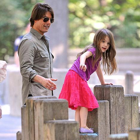 Tom ve Suri Cruise