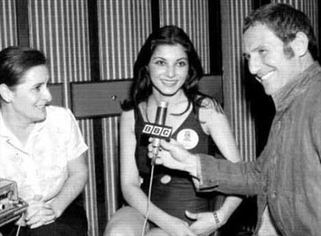 1976 Türkiye güzeli Jale Bayhan