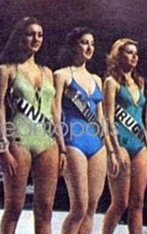 1978 Türkiye güzeli Sevil Özgültekin