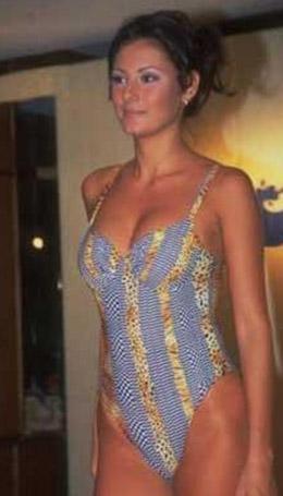 1994 Türkiye güzeli Pınar Altuğ