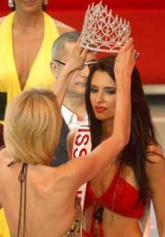 2008 Türkiye güzeli Leyda Lydia Tuğutlu