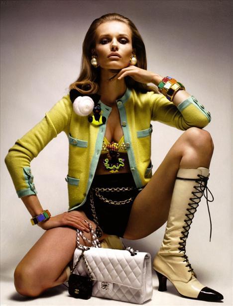 Bazıları yıllardır bizim için klasikler arasında, bazıları ise klasikler arasındaki yerlerini yeni yeni almaya başlıyor.Chanel