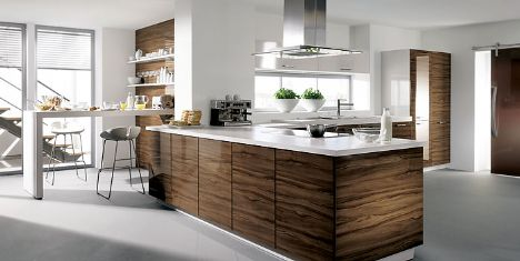 Mutfaklarda ultra modern trendler - 6
