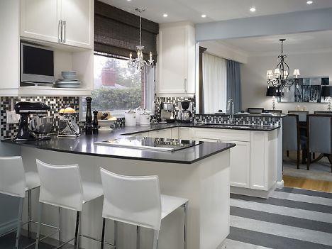 Mutfaklarda ultra modern trendler - 12