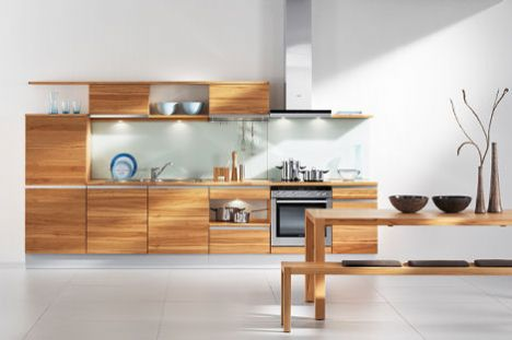 Mutfaklarda ultra modern trendler - 14