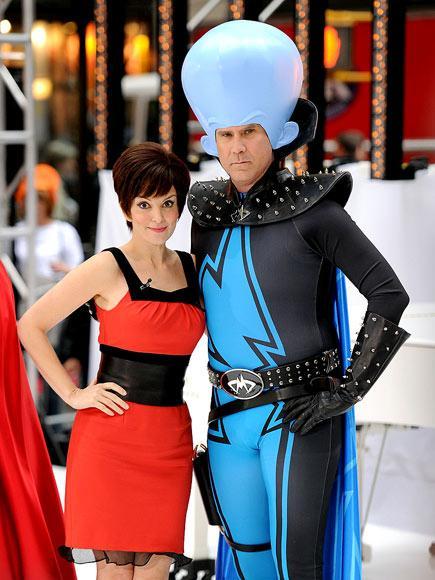 Tina Fey ve Will Farret