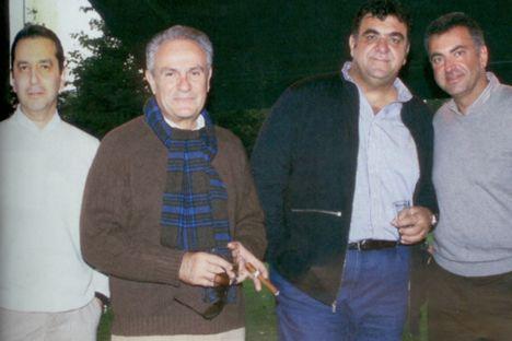 Tuncer Köklü, Melih Araz, Erhan Kurdoğlu, Korhan Kurdoğlu