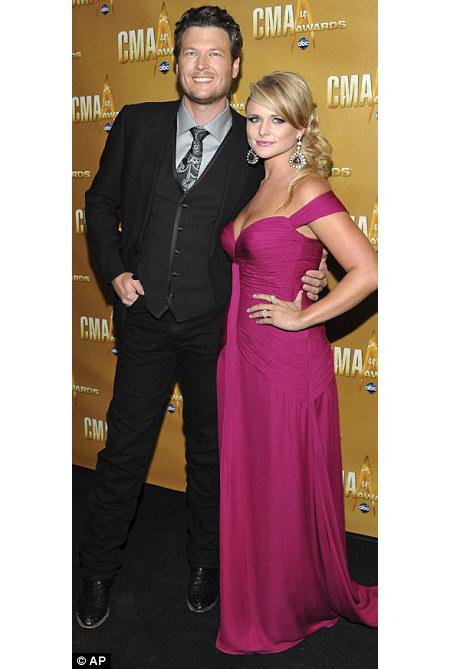 Miranda Lambert ve Blake Shelton