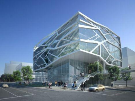 Dünyadan ilginç mimari yapılar - 1