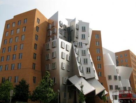 Dünyadan ilginç mimari yapılar - 11