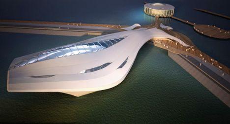 Dünyadan ilginç mimari yapılar - 2