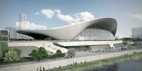 Dünyadan ilginç mimari yapılar - 5